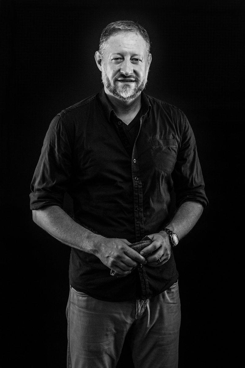 David Semery portrait
