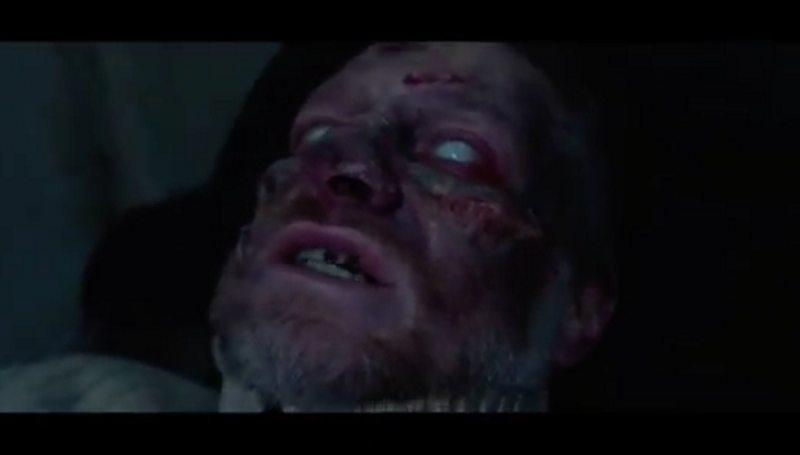 David Semery zombie