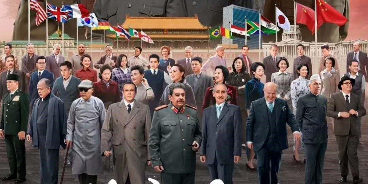 """Série télé """"Diplomatic Situation"""", les Francophones en force"""
