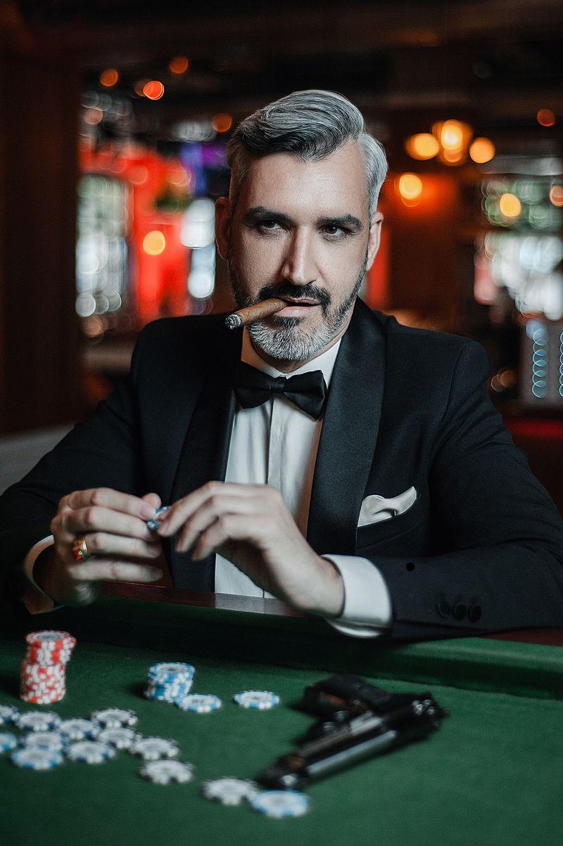 Lionel ROUDAUT Poker Face