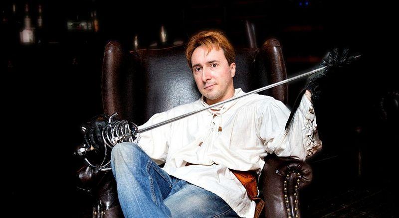 anthony court métrage combat d'épée