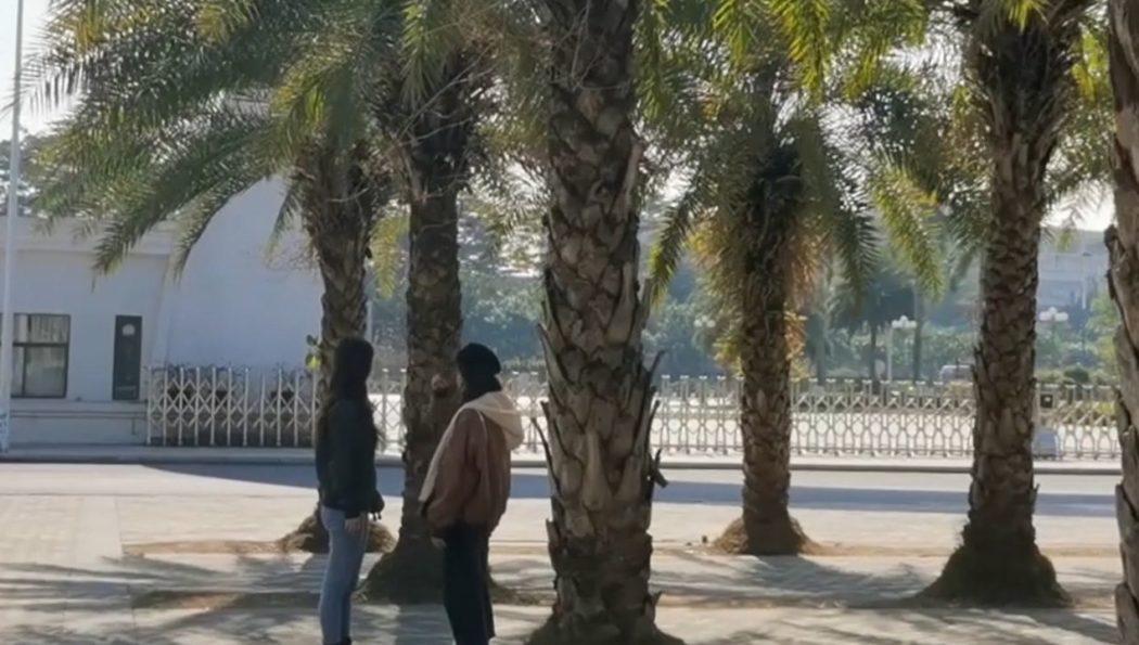 Adieu, mon amour, extrait court-métrage de fiction de Anna CHEUNG