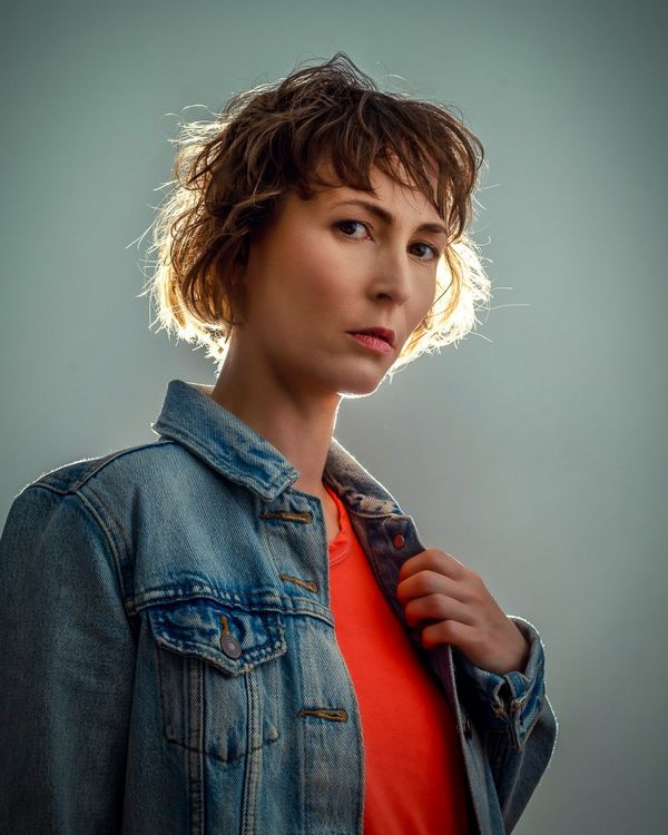 Actrice Ellie Poussot
