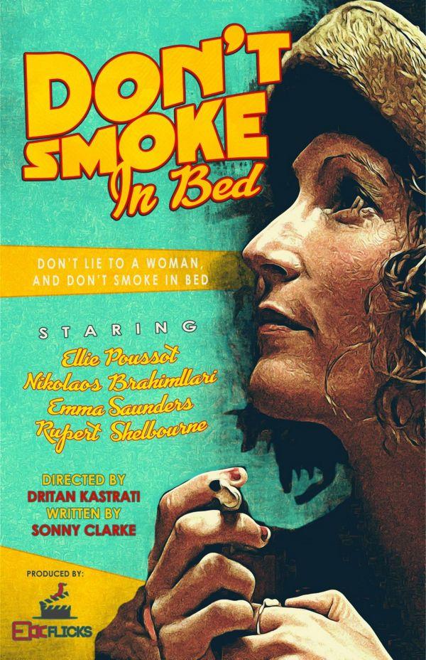 Court Métrage Don't Smoke in Bed Ellie Poussot