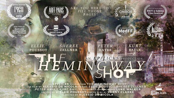 The Hemingway Shot avec Ellie Poussit
