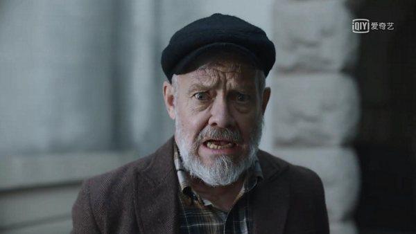 L'acteur Canadien Terry Cormier dans Chosen saison 2